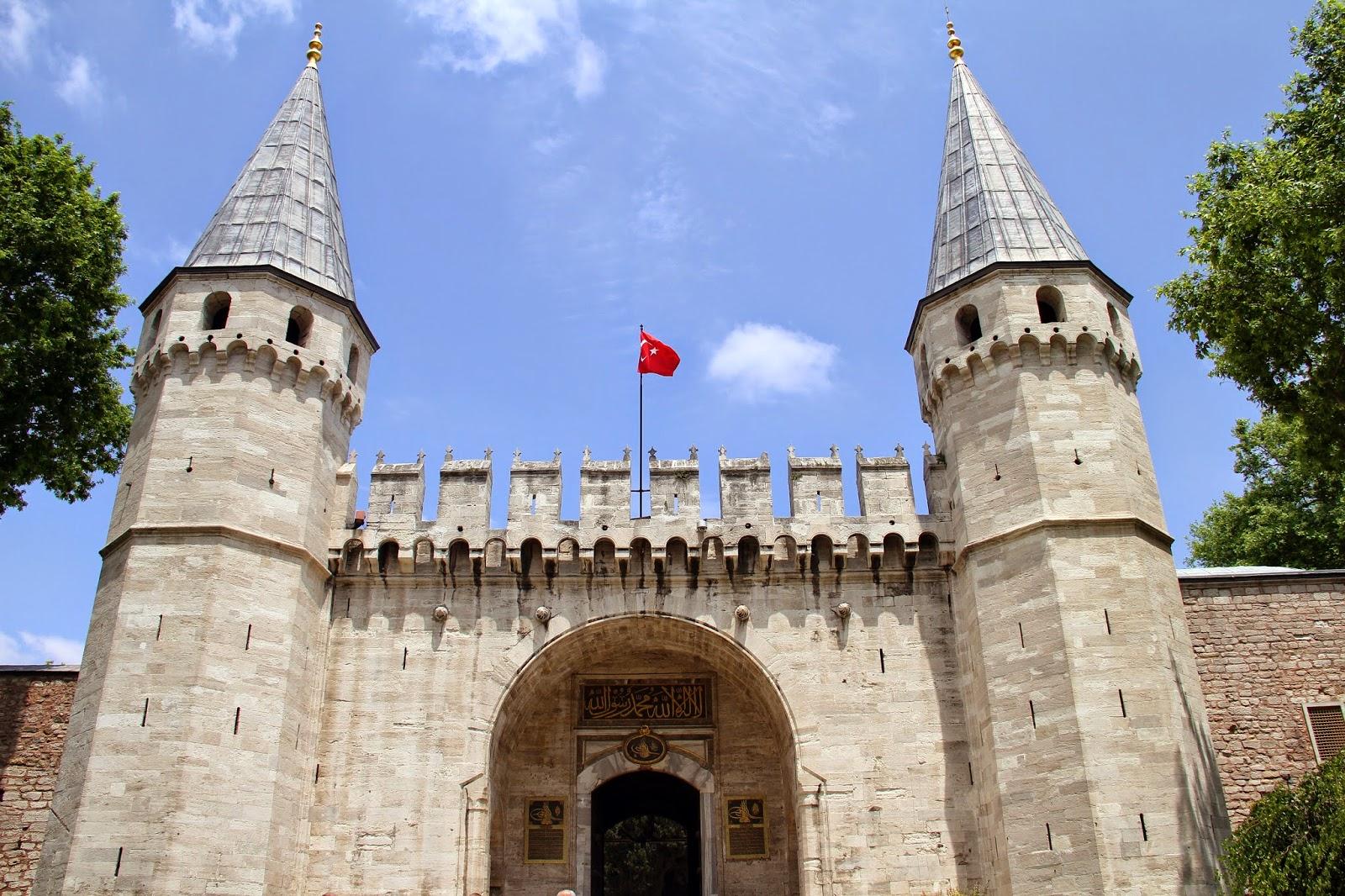 дворец султанов