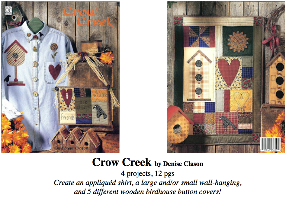 Crow Creek, Darrow Publications