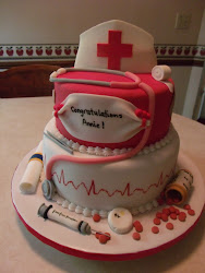 Nurse Cake