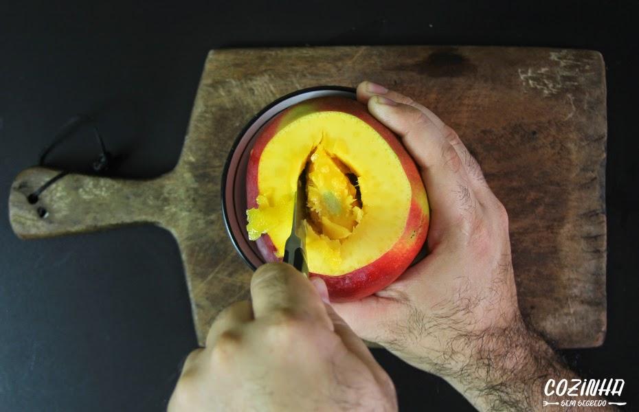 Sobremesa indiana diferente: Kulfi de manga