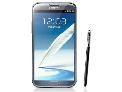 5 Ponsel Android Terbaik 2013, samsung galaxy note 2