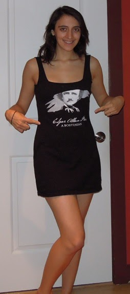 Vegetalion how to make a dress out of a t shirt that is for Make a dress shirt