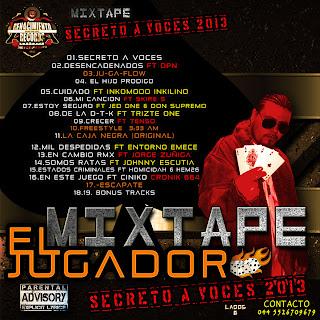 El Jugador -  Mixtape 2013 Secreto A Voces