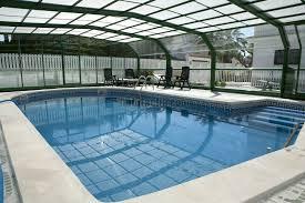 Cubra su piscina para el invierno cerramientos alicante presupuesto econ mico - Piscina cubierta alicante ...