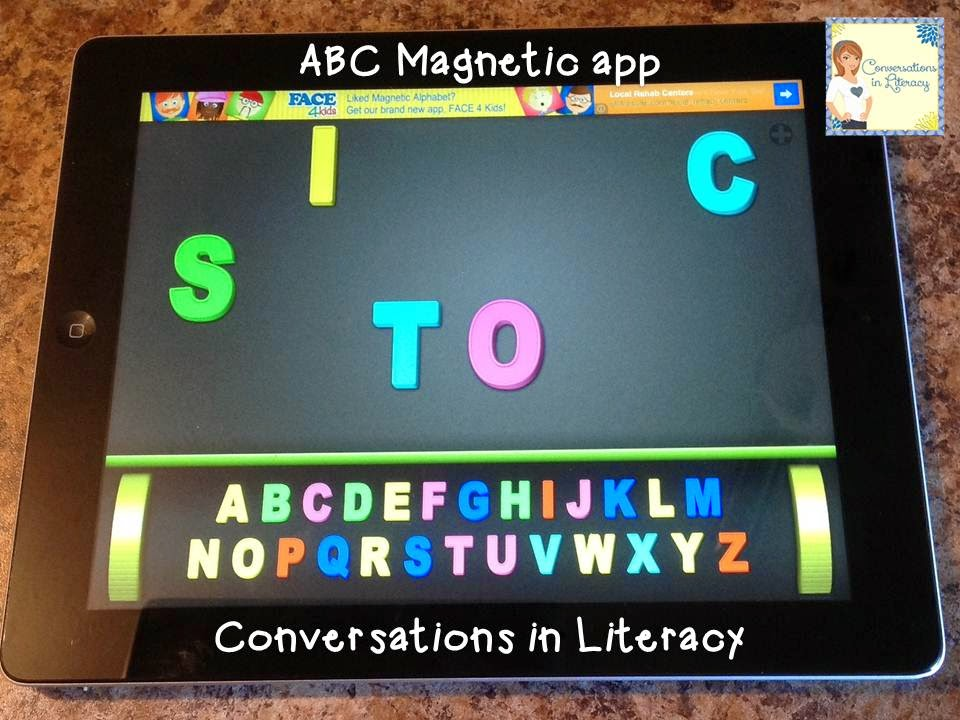ABC Magnetic app