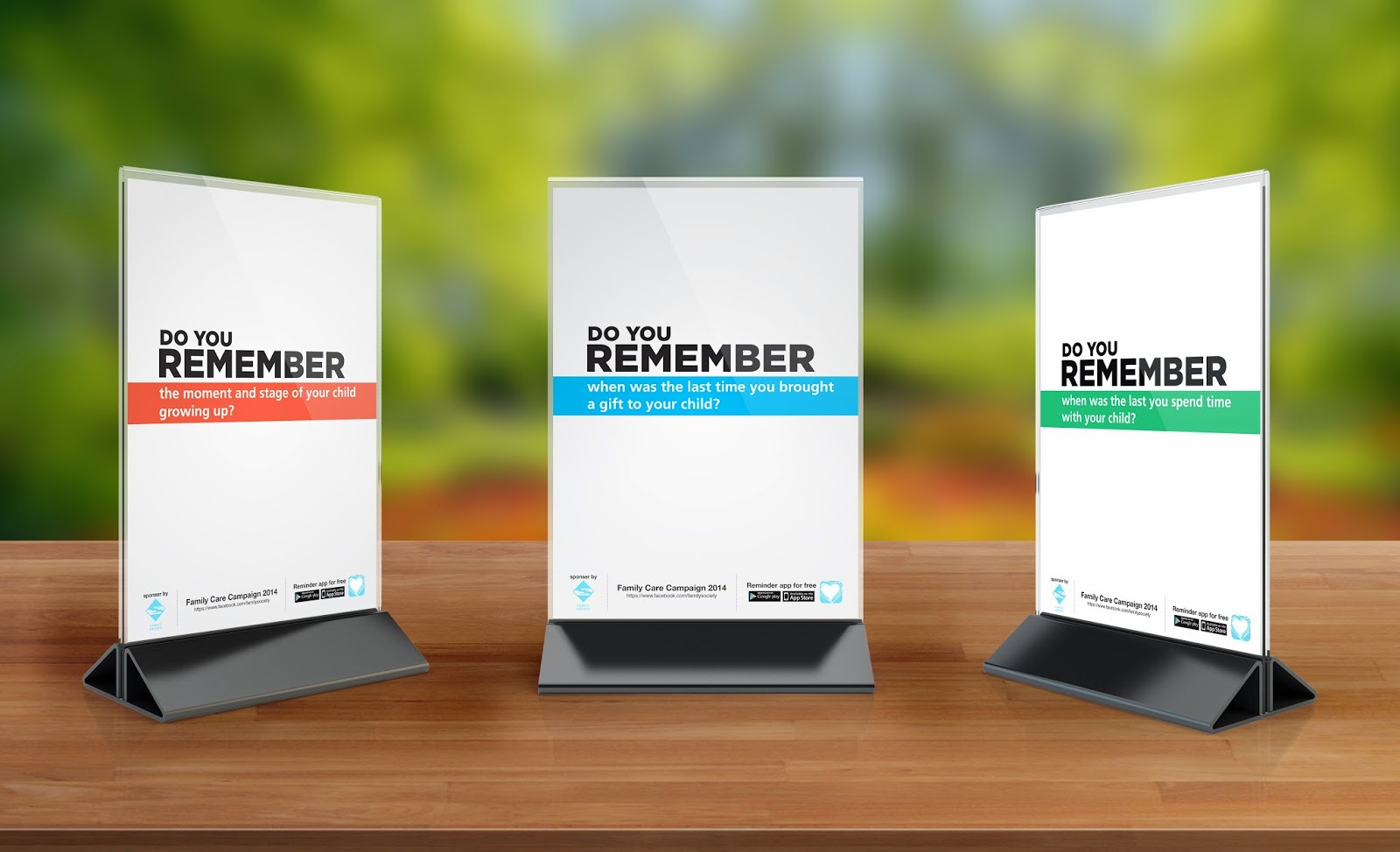 Advertising Design Road To Graphic Designer - Restaurant table advertising