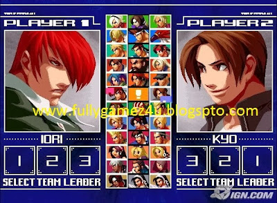 Download The King Of Fighter 2003 Game