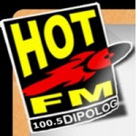 Hot FM Dipolog DXHD 100.5 MHz