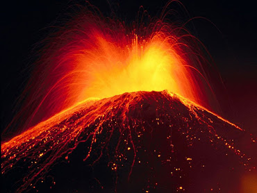 #7 Volcano Wallpaper