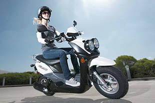 2012 Yamaha Zuma 50F Scooter - picture
