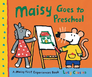 books for starting preschool