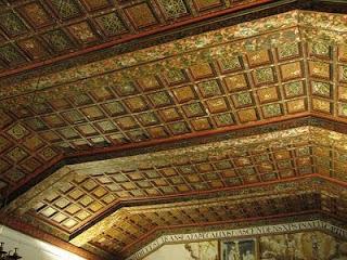 Monasterio de san antonio el real de segovia manuelblas for Muebles rey segovia