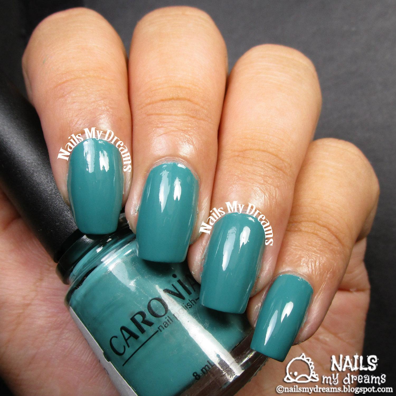Nails My Dreams: Caronia Shades Of Summer Collection