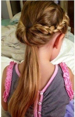 C mo hacer un peinado r pido en cabello largo belleza y - Como hacer peinados faciles y rapidos paso a paso ...