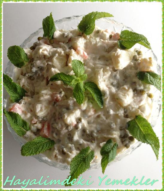 resimli ve degisik salata tarifleri