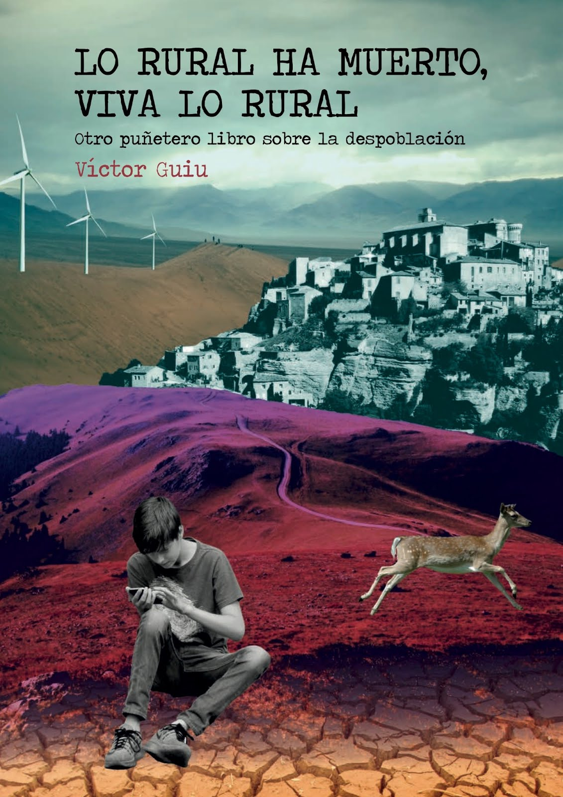 Consigue el último libro de Víctor Guiu