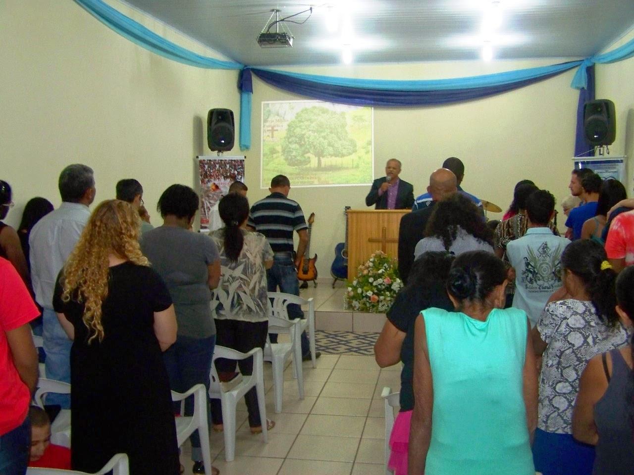 Presb Jesuino - Igreja O Brasil para Cristo