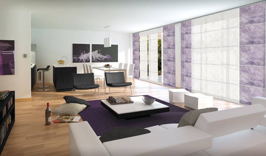 Mi casa mi hogar paneles japoneses en salas for Decorar hogar zen