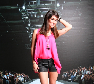 diana dazzling, fashion blogger, fashion, blog,  cmgvb, como me gusta vivir bien, MBFW, madrid, fashion week, fluor, fluor tank, catwalk