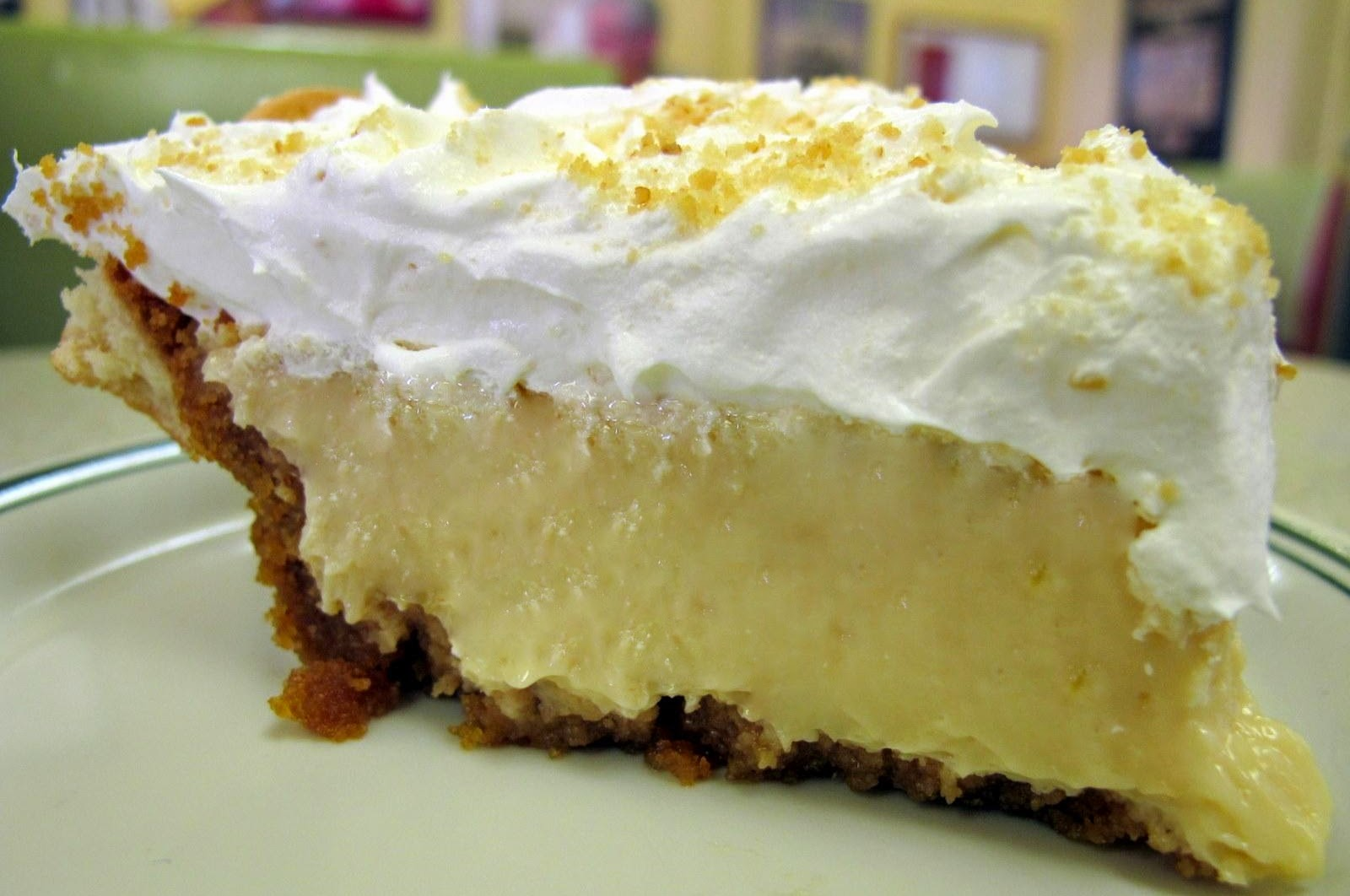 Lemon icebox pie, Pies and Icebox pie on Pinterest