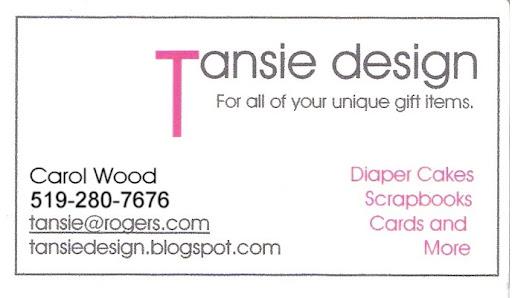 Tansie design