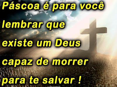 Mensagem de Pascoa