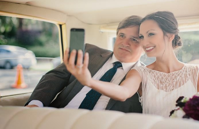 En Eğlenceli Düğün Selfieleri