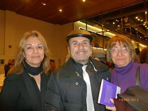 Presentación del libro de Felipe Sérvulo