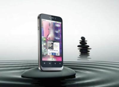 Un nuevo smartphone HD con Android 4.0: ZTE PF112