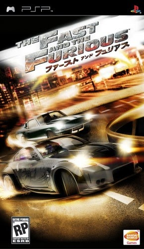 Download Game The Fast and the furious tokyo drift iso psp ppsspp game