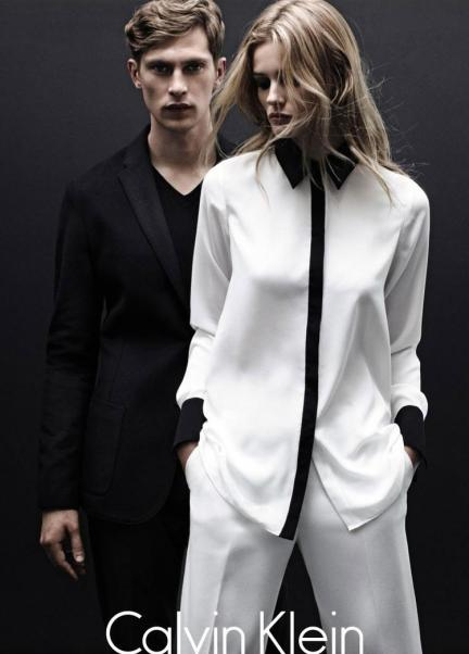 Calvin Klein White Label F/W 2012-2013