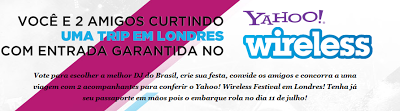Concurso Cultural Yahoo Beat & Beauty