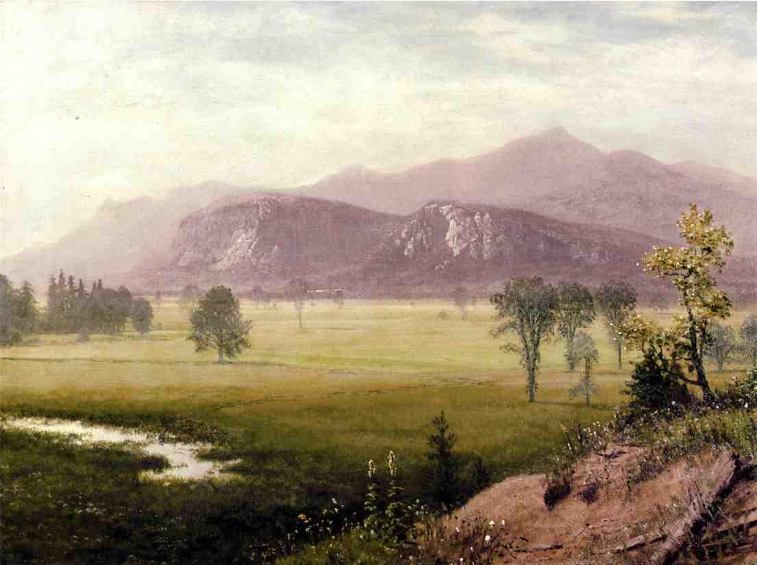 Most Famous Paintings Of Albert Bierstadt