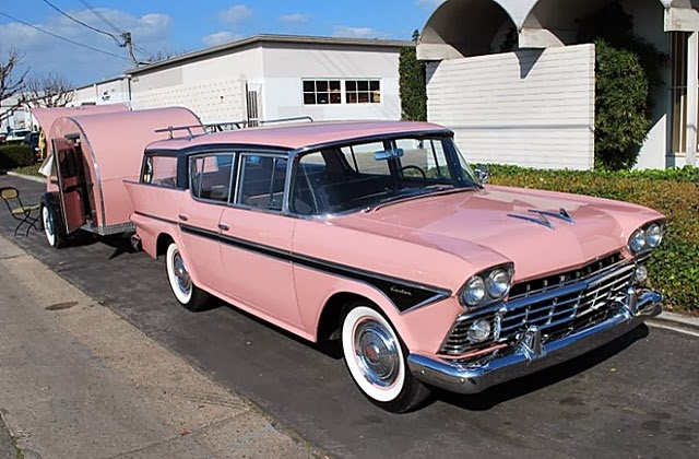 Old Station Wagons Restore 48