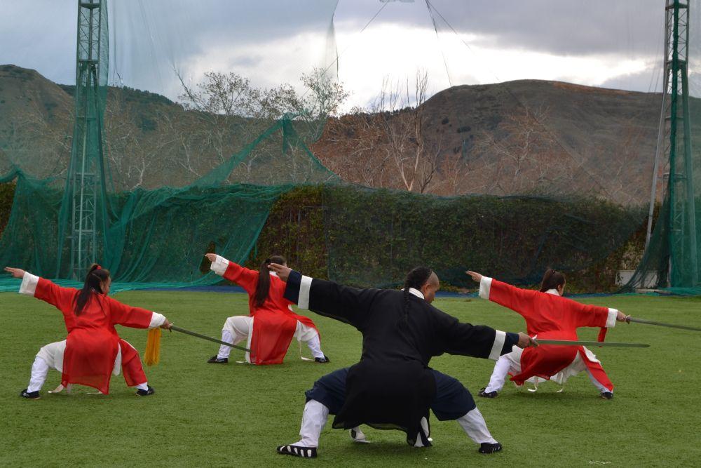 GrandMaster Senna -Wudang Wushu - Shaolin Kung-Fu - Wing Chun - Clases y Cursos (Tlf 626 992 139 )