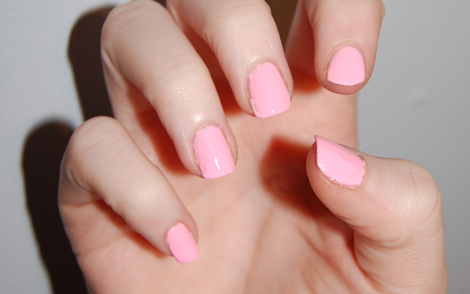 cassandra marie: ♡ super easy matte pink cherry nail tutorial ♡
