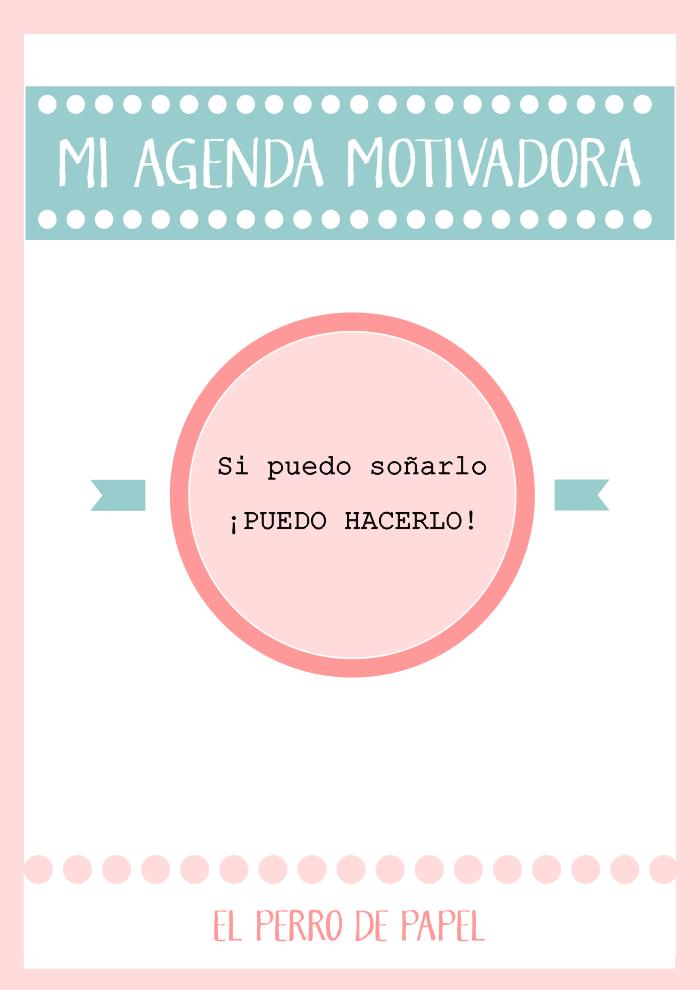 Súper Agenda Motivadora 2015