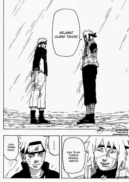 Naruto - Chapter:691 - Page:15