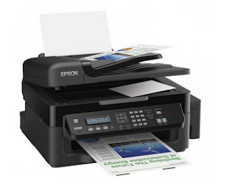 Epson L550 Driver Free Download