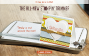 NEW Stampin' Trimmer is HERE!