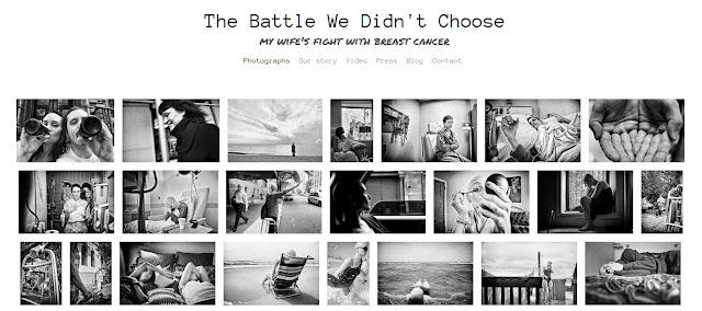 Página web de La batalla que no elegimos