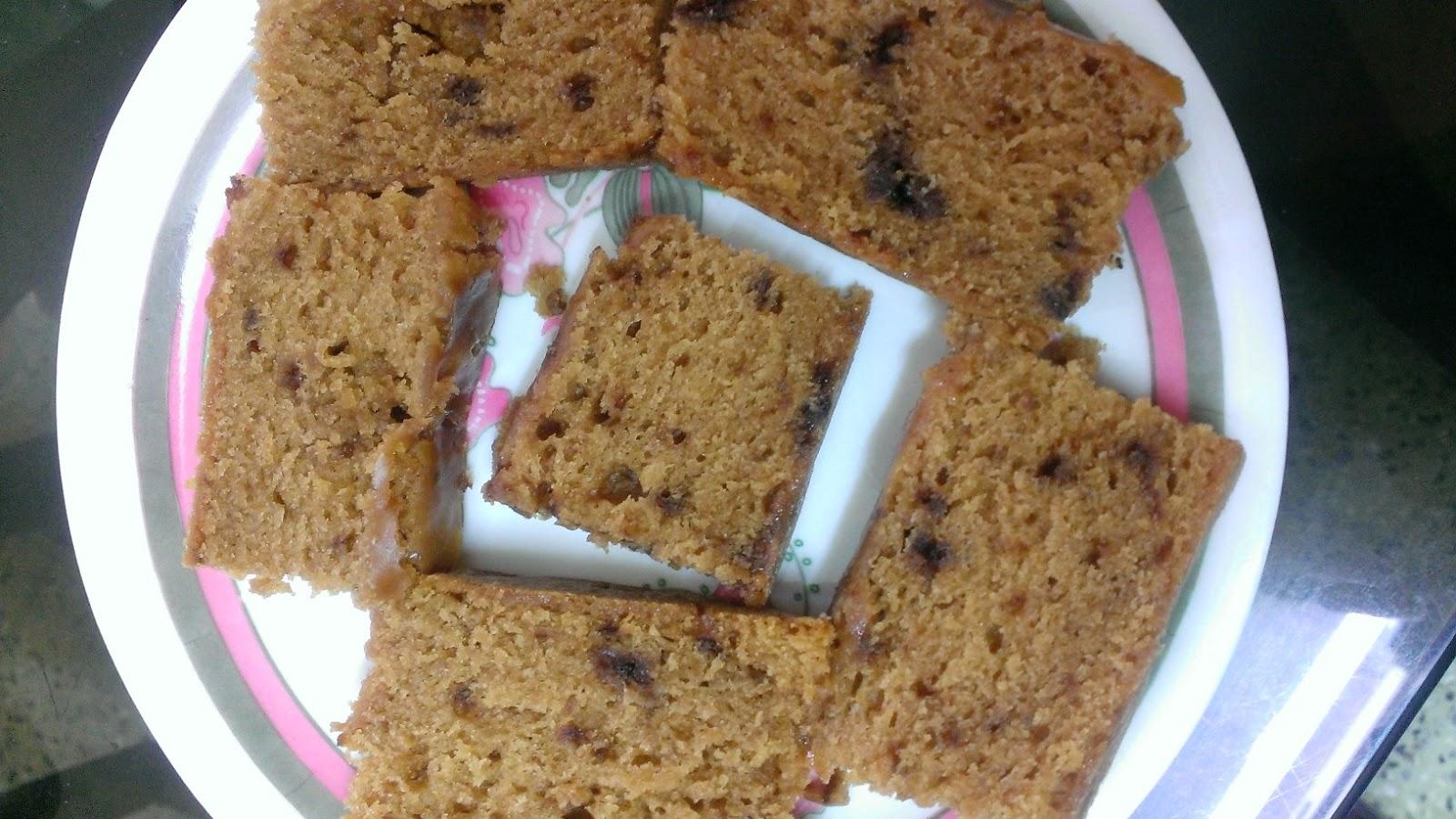 Bournvita Cake Recipe
