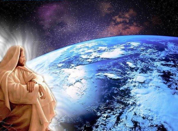 Roh TUHAN memenuhi seluruh alam semesta ( Yeremia 23:24 )