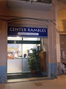 """Center Ramblas"" hostel in Raval district of  Barcelona"