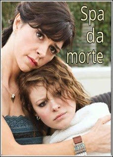 Capa do Spa da Morte Dublado Torrent AVI Torrentfilmes