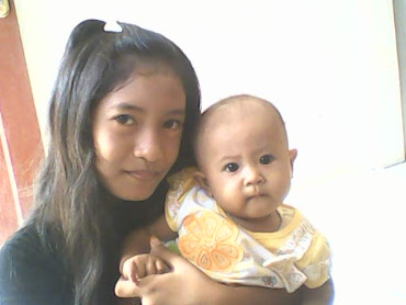 me and baby #_#