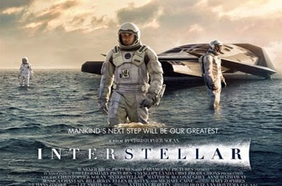 Interstellar 2014 photo, a science fiction adventure film.