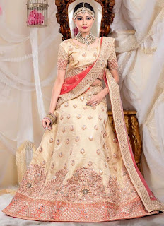 Indian Best Selling Bridal Lenega Designs 2015-2016
