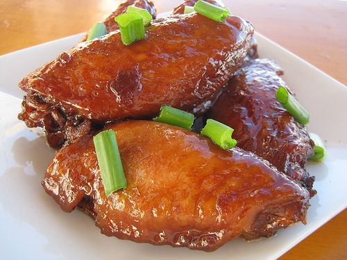 Chinese chicken wings recipe chinese food recipes chinese chicken wings recipe forumfinder Choice Image
