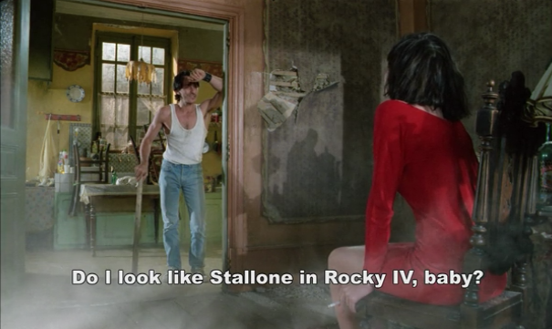 Life between frames worth mentioning in the quagmire of for Beatrice dalle inside